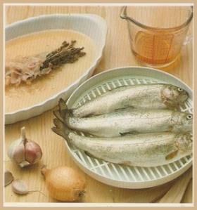 Otra forma de adobar pescado.